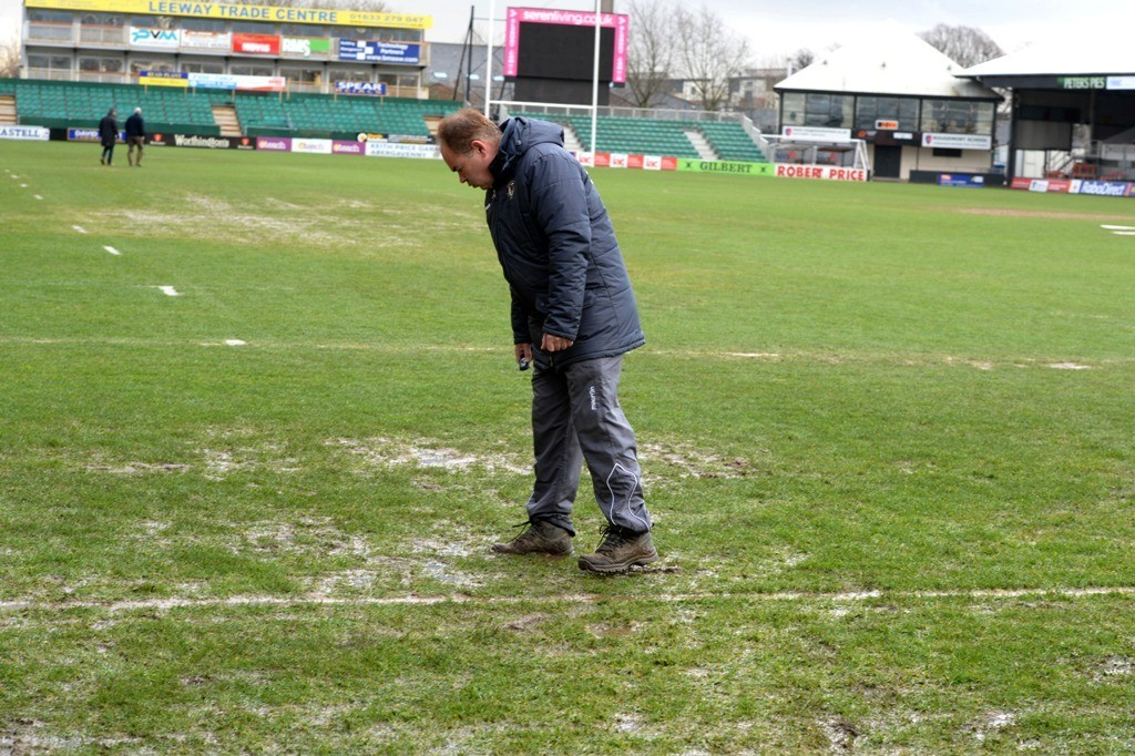 Rodney Parade pitch work delayed