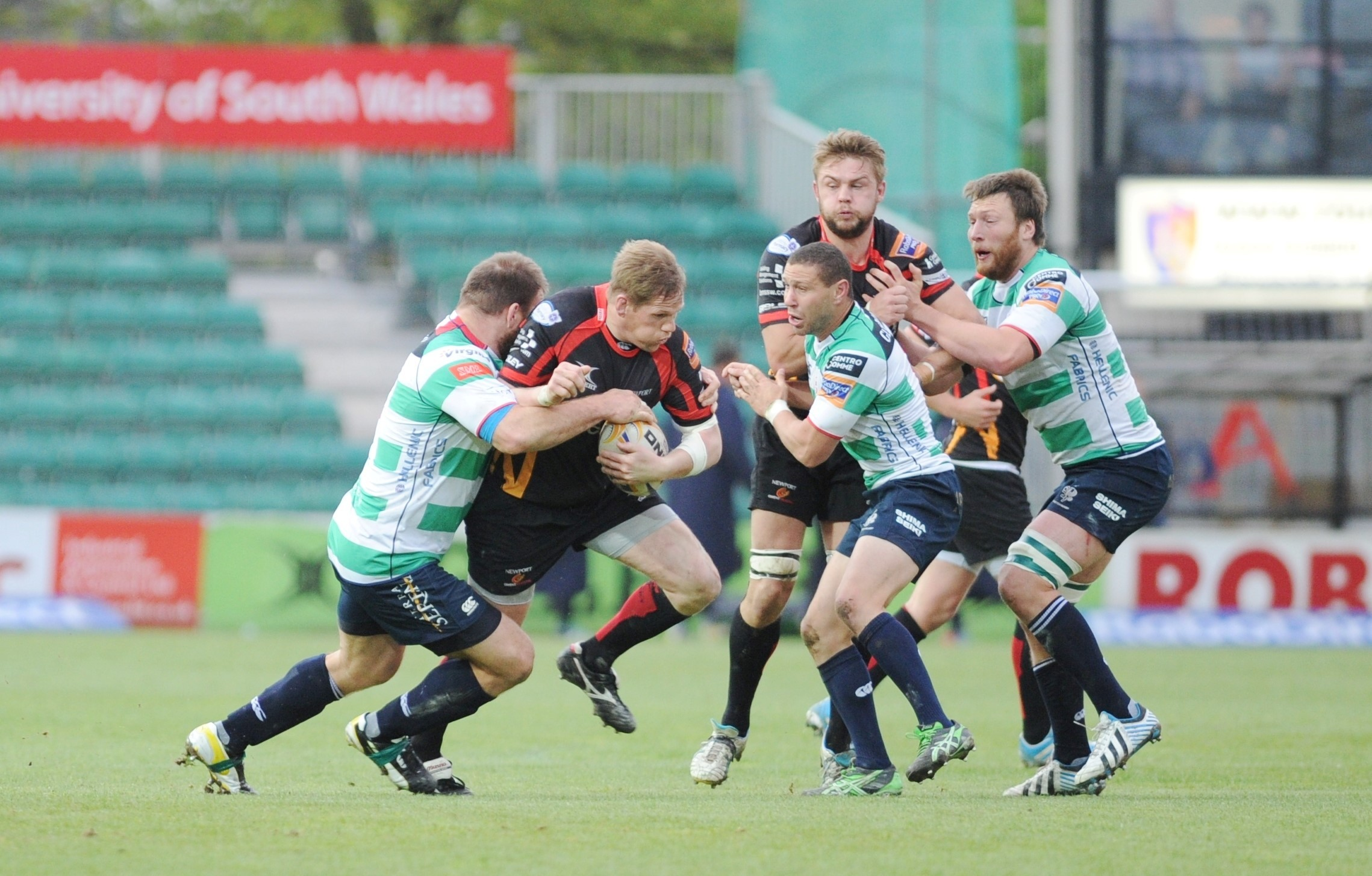 Nervy win a good advert for Dragons' recruitment