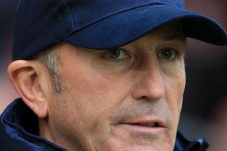 Tony Pulis could part company wuth Crystal Palace