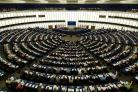 HOME FOR MEPs: The Chamber of the European Parliament in Strasbourg