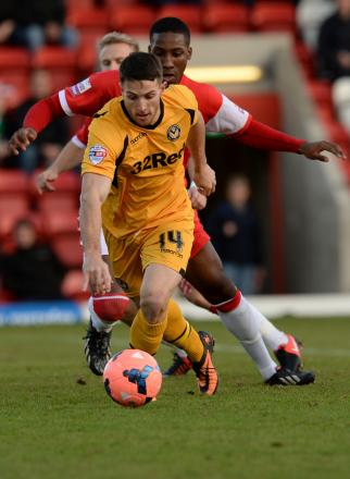 County miss out on promotion bonus in Conor Washington deal