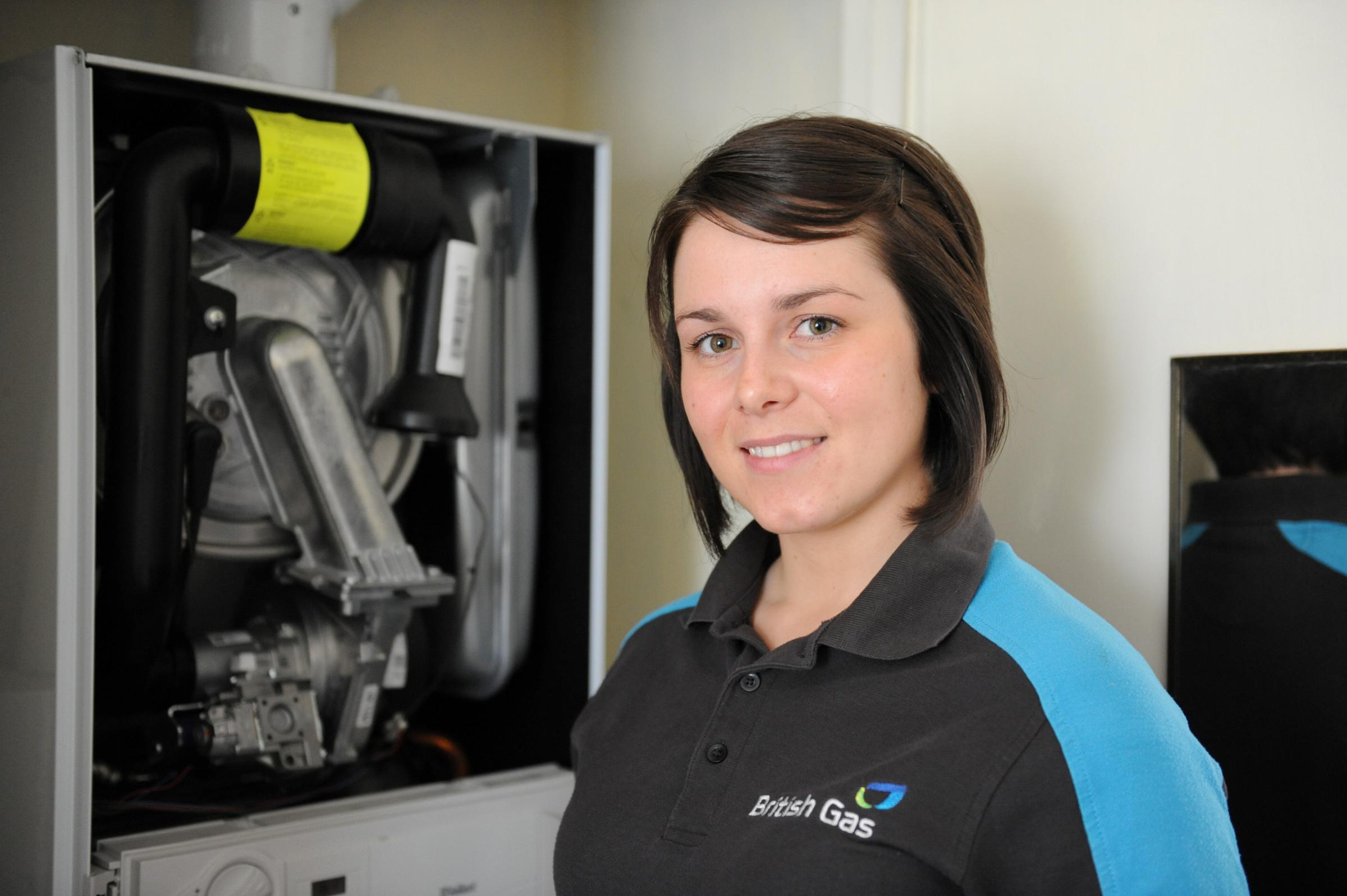 WORK EXPERIENCE: Argus reporter is British Gas engineer