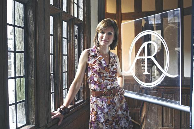 ON THE ROAD: Fiona Bruce and the Antiques Roadshow team will be visiting Tredegar House next month.