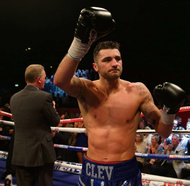 BIG NIGHT: Nathan Cleverly makes his debut at cruiserweight tonight