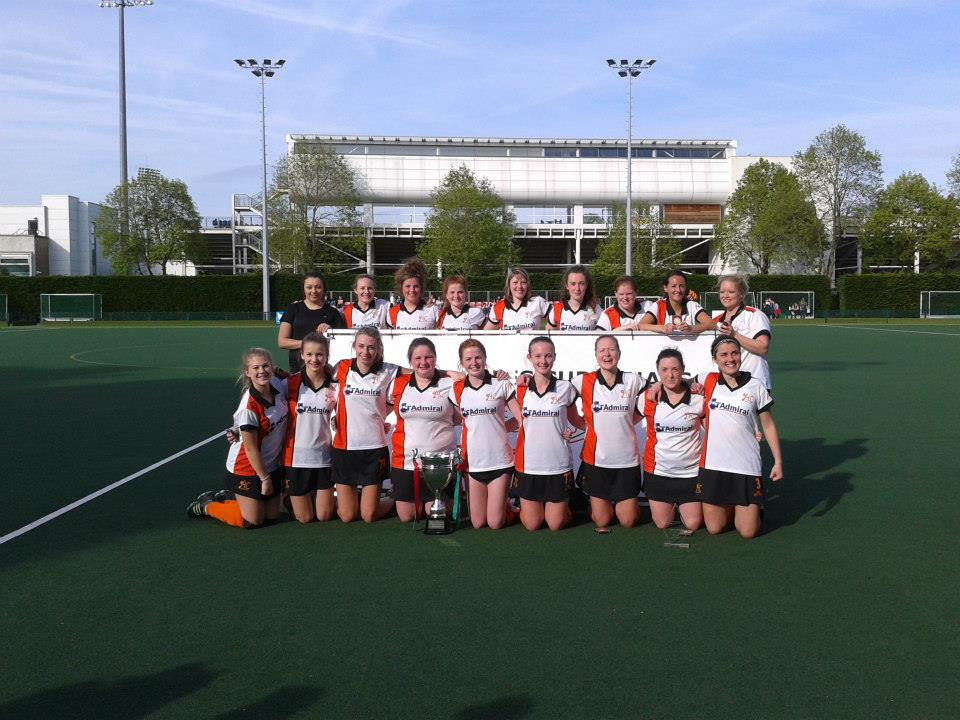 Glory for Gwent Ladies
