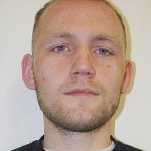 Dean Jackson, 27, from Newcastle-upon-Tyne who alongside Damien Burns, 39, originally from Scarborough, North Yorkshire, has absconded from the category D Hatfield