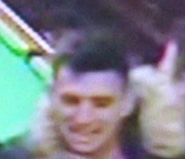Police want to speak to this man after an attack in an Ebbw Vale pub
