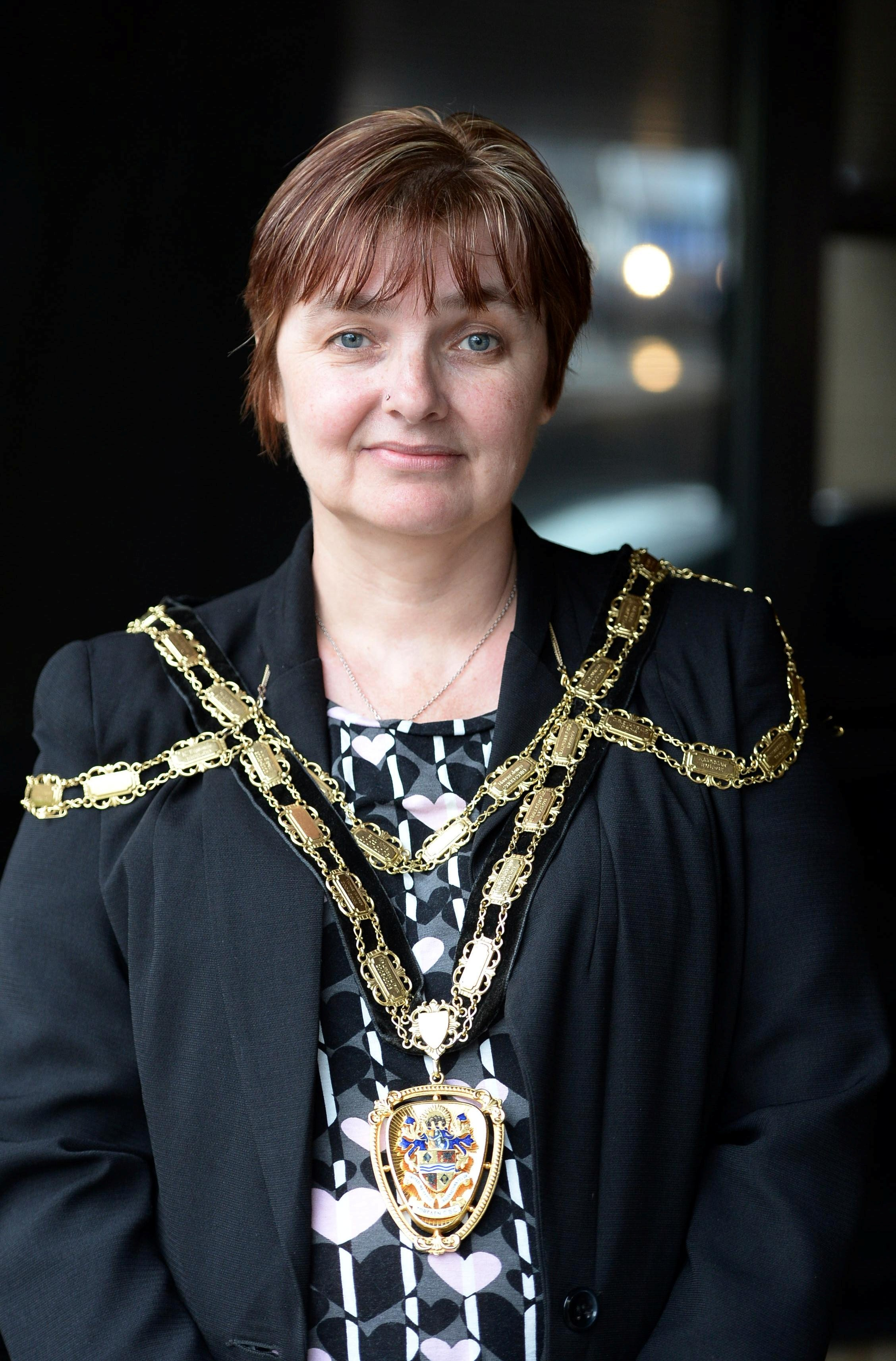 Torfaen Mayor to support hospice that helped her family