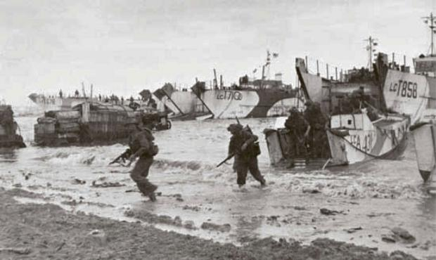 8 Gwent D-Day heroes