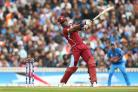 HUGE HITTER: Darren Sammy will be in our T20 side for the next six weeks