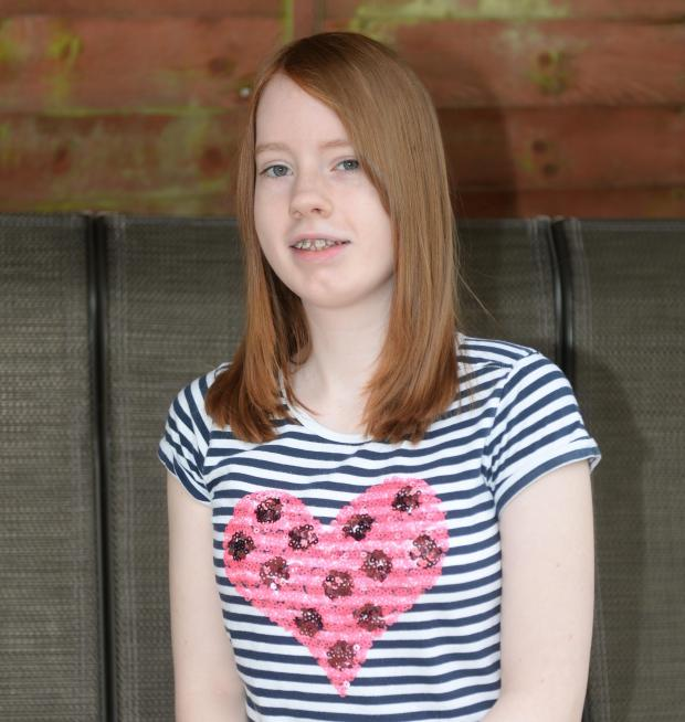 South Wales Argus: LIFE-CHANGING OP: Abercarn teen Callista Dowling
