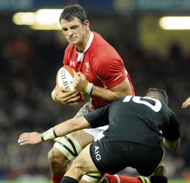South Wales Argus: WALES TEAM: Shingler gets the nod at seven