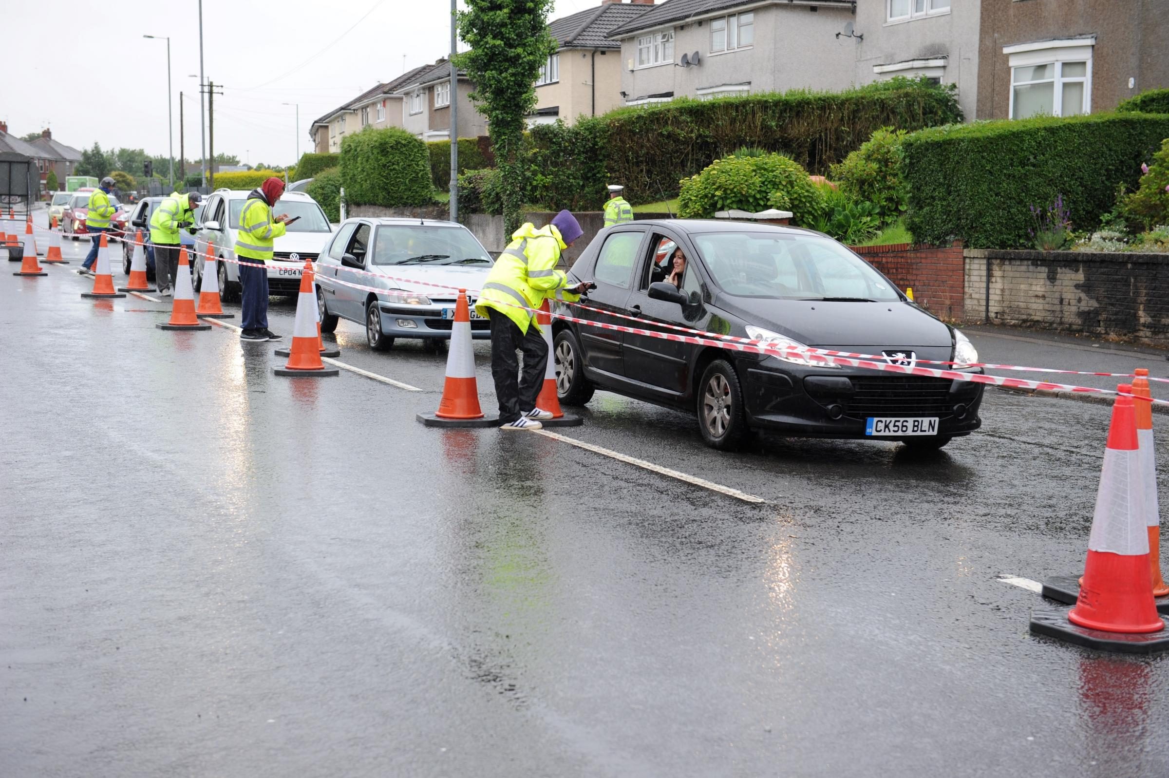 UPDATE: Traffic survey causes more roads chaos
