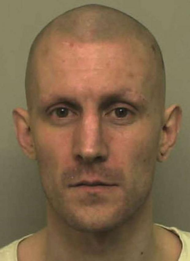South Wales Argus: RAPIST: Alfred James Brown