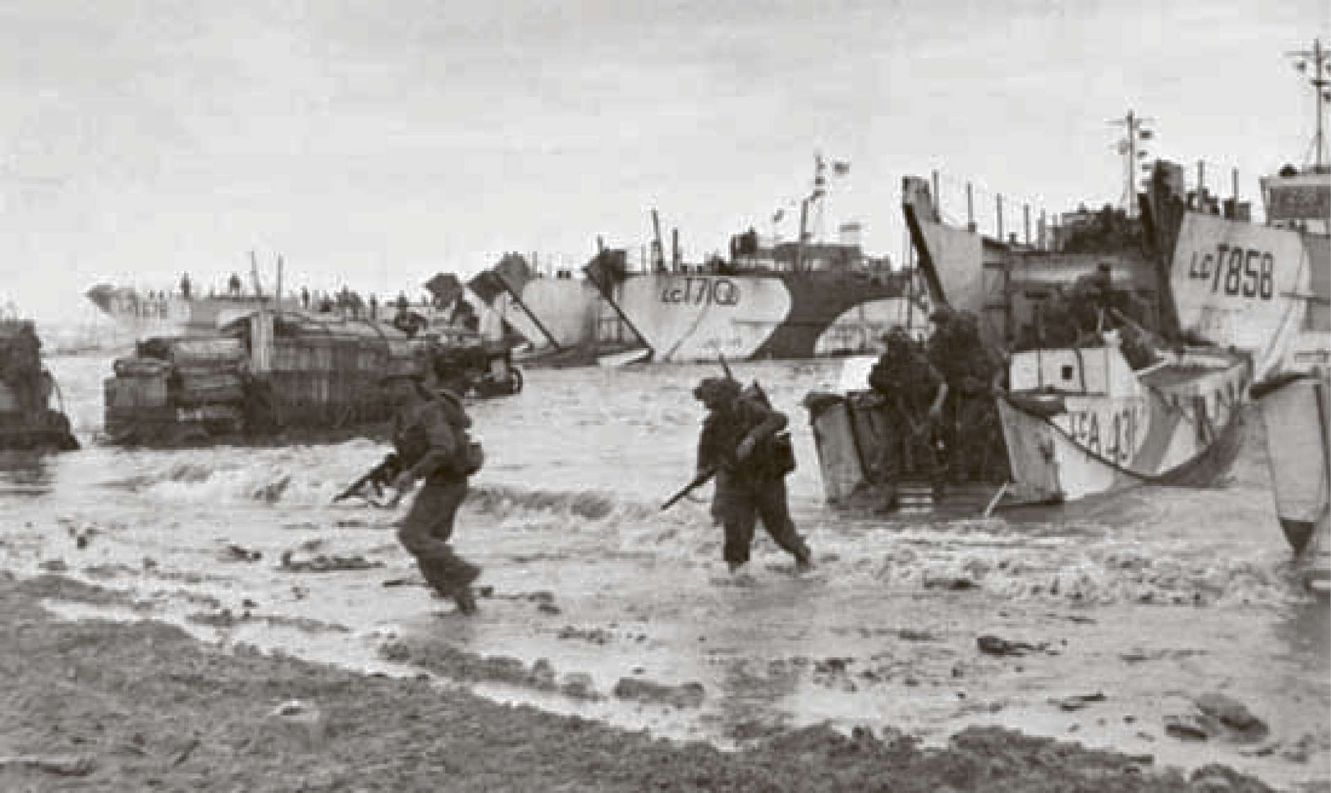 THE NEWSDESK: Lest we forget the reasons D-Day veterans fought on the beaches