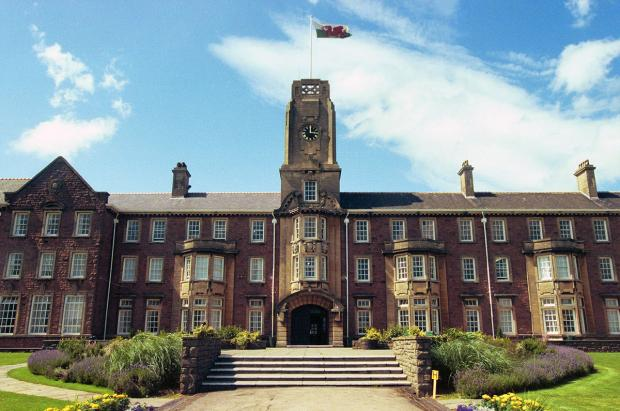 South Wales Argus: Future of Caerleon campus uncertain