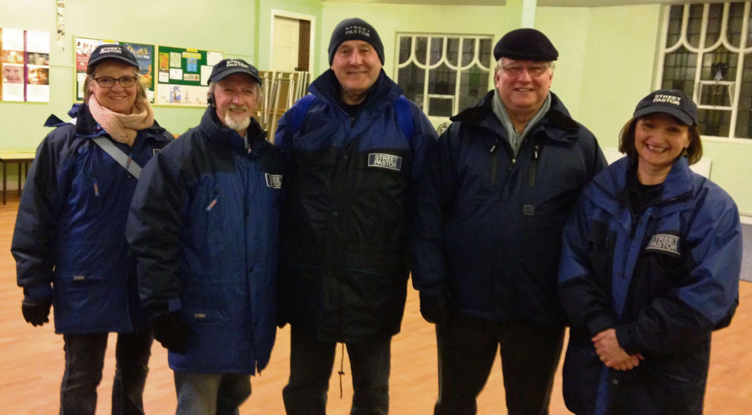 Blackwood street pastors celebrate fifth birthday