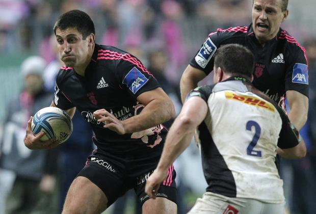 Kingsley Jones relishing Dragons' Paris date
