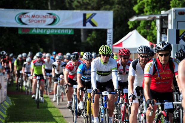 Gwent road closures for UK cycling event