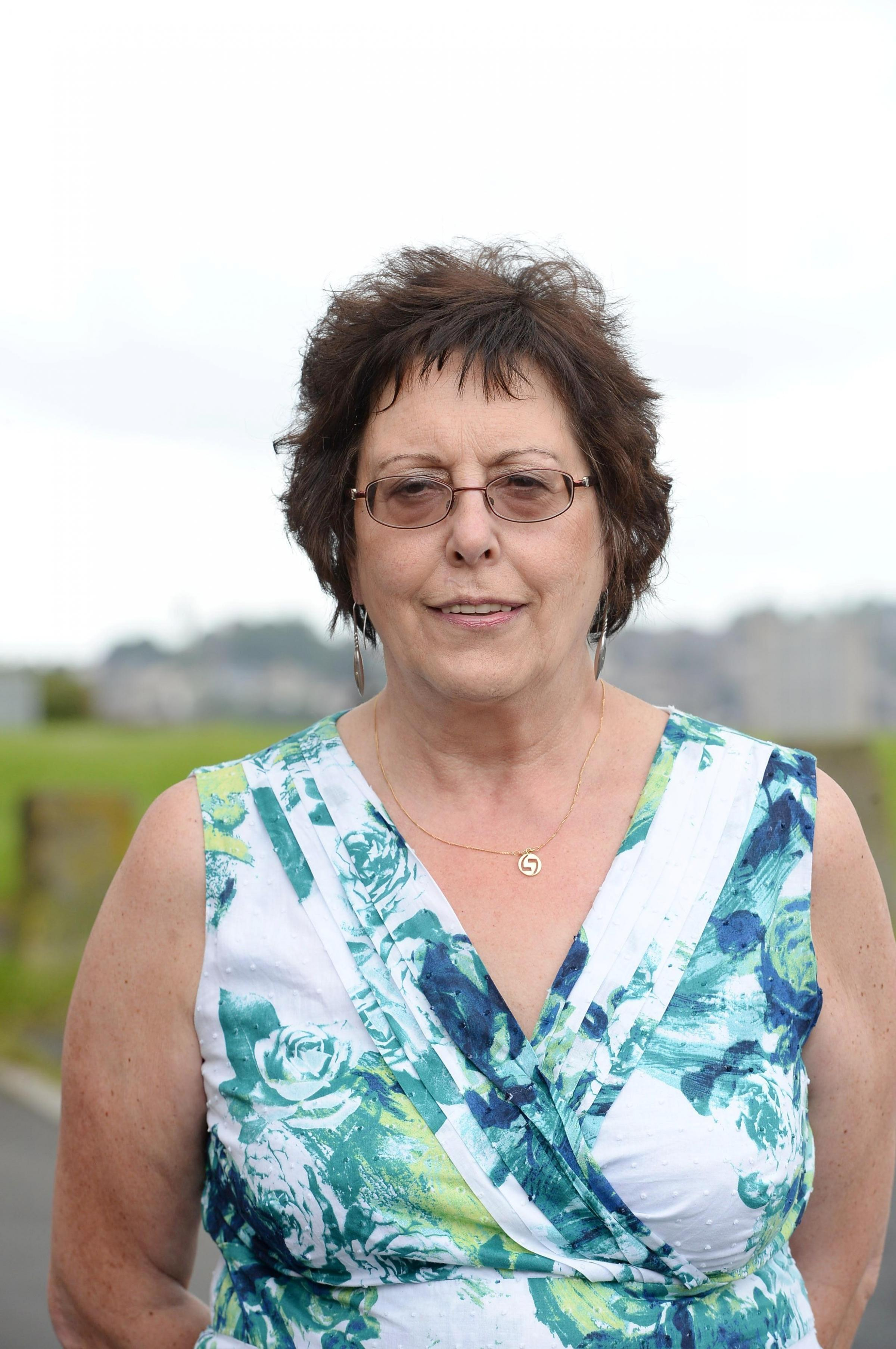 NOMINATED Parkinson's sufferer, Jenni McCabe, is to recieve a Volunteer of the Year award in Cardiff on Thursday June 12th (7059058)