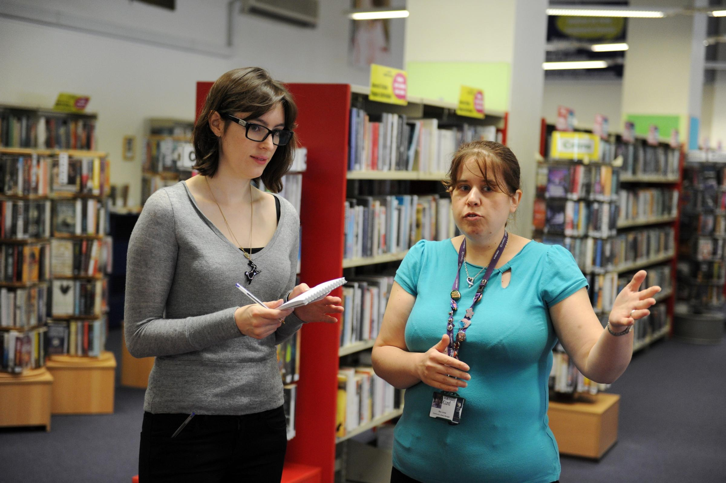 Library Work Experience South Wales Argus