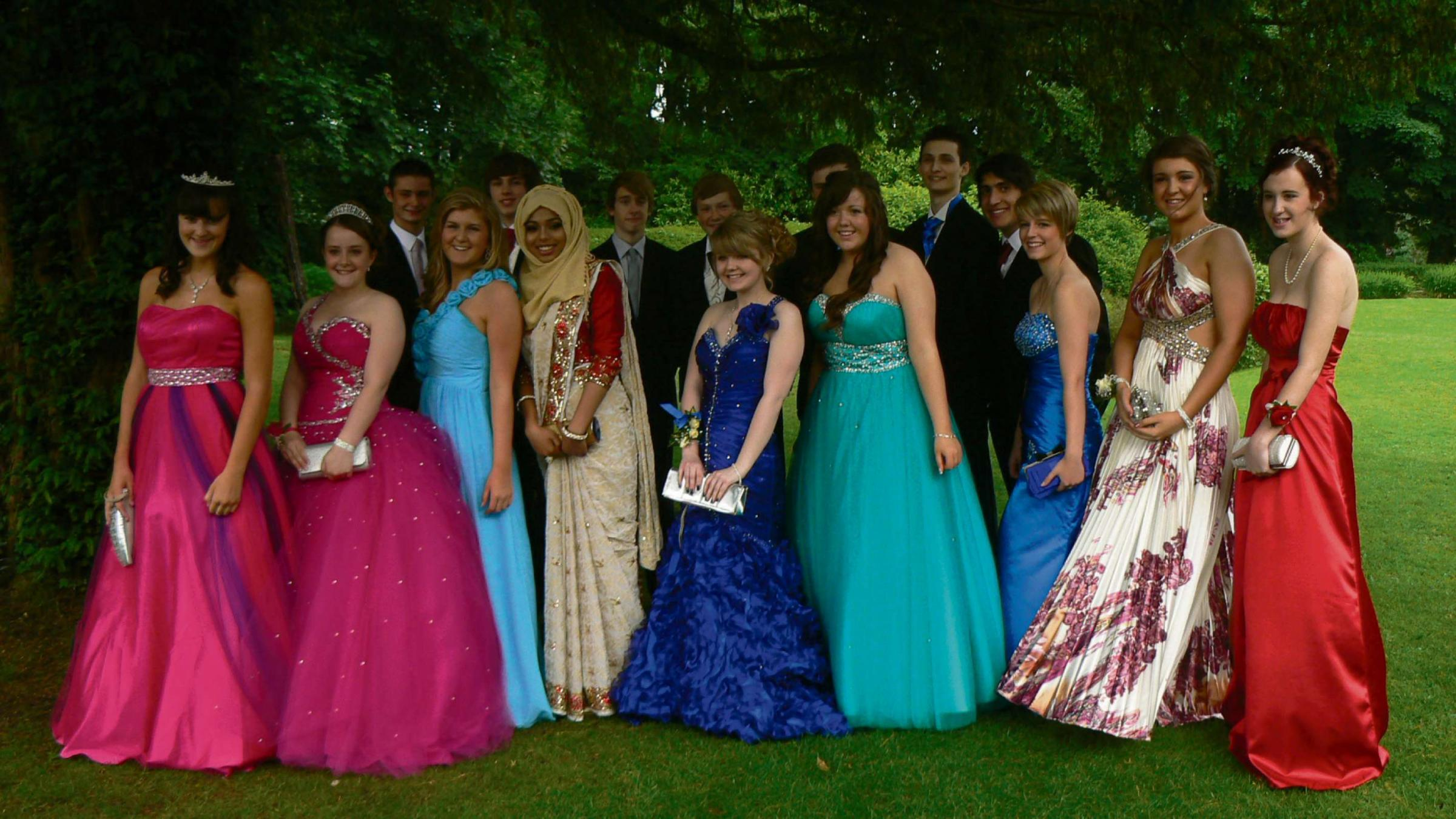 IT'S THE WEEKEND: The phenomenon of 'the prom'