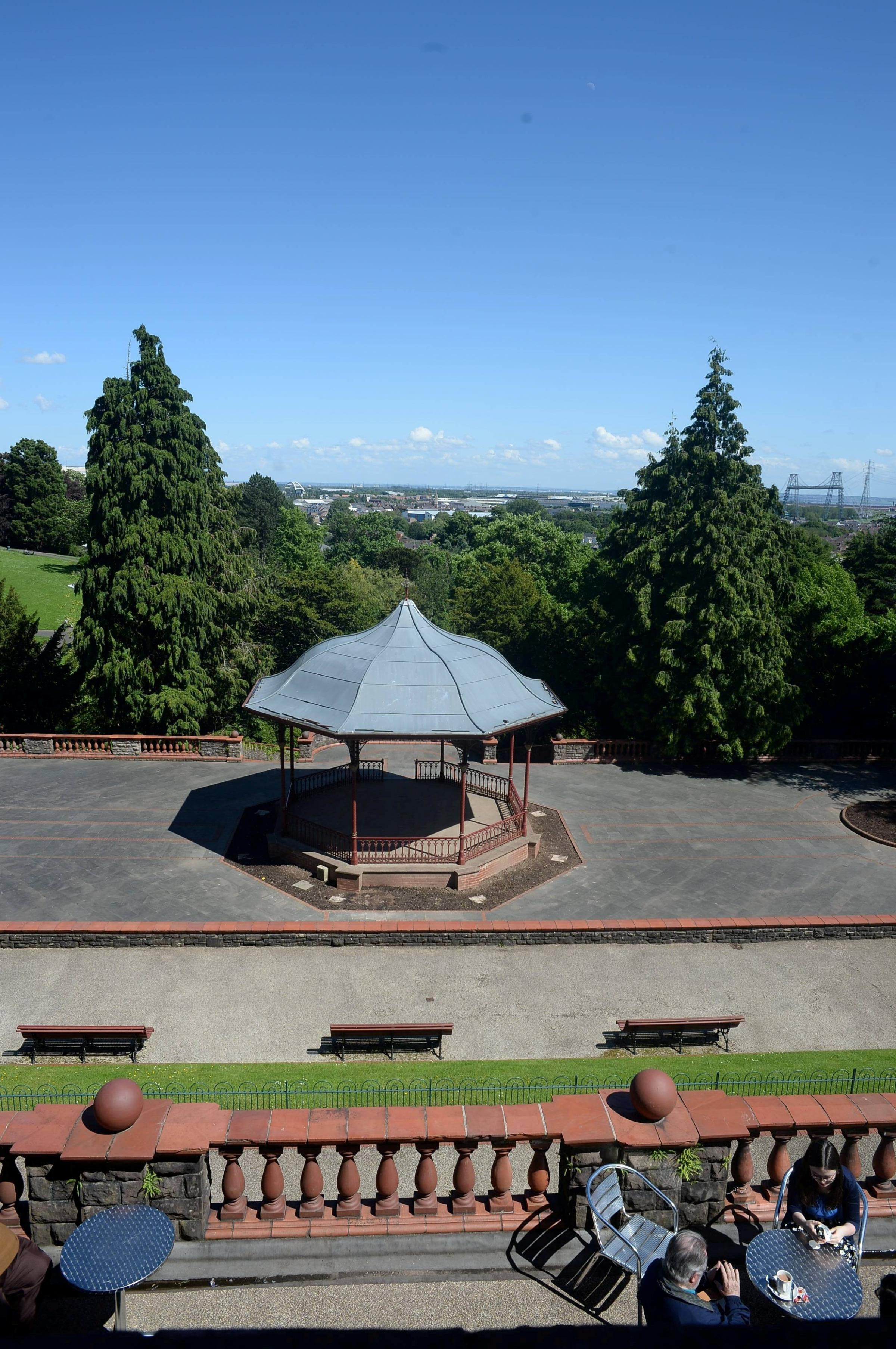 IT'S THE WEEKEND: The Great Outdoors - The delights of Newport's Belle Vue Park