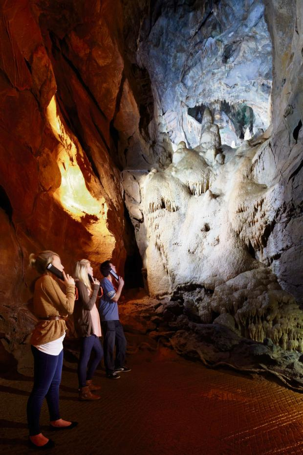 South Wales Argus: ADVENTURE: Gough's Cave