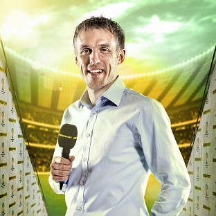 Neville vows to pep up commentary