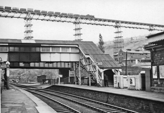 ARGUS ARCHIVE: 50 years ago - Railway over Crumlin viaduct closes