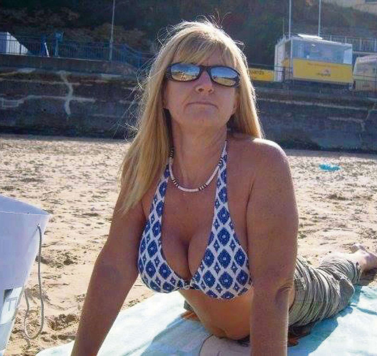 Blaina woman tells of ruptured breast implant misery