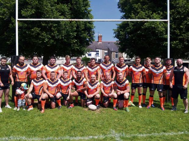 South Wales Argus: TOP TEAM: Torfaen Tigers are leading the way in the Welsh Conference South