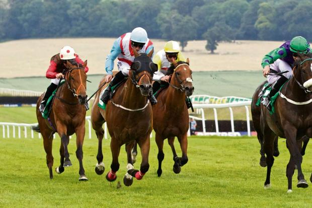 Racing to resume at Chepstow racecourse