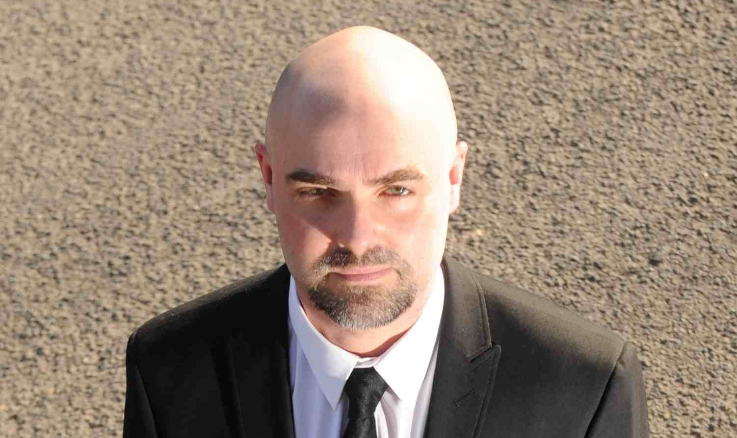 Argus-Mark    Reporter-Kath   29-02-12 Julian Tapping from Clydach has set up a funeral home for pets (4835196)