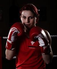 Ashley Brace ready to fight for her Glasgow place