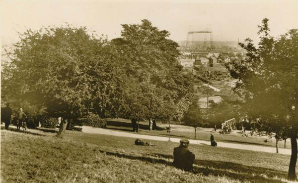 South Wales Argus: NOW AND THEN: Belle Vue Park, Newport,