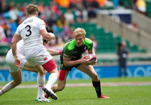 South Wales Argus: Newport suffer Flanagan blow but swoop for sevens ace Cross