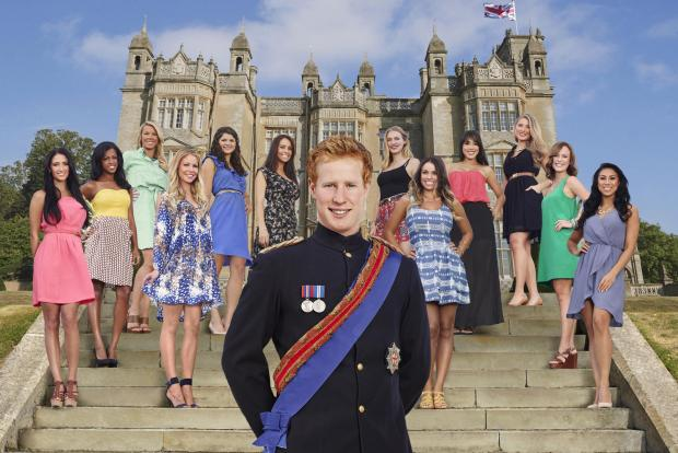 "I WANNA MARRY ""HARRY"": Summer love is in the air, as, Matthew Hicks, an average English ""bloke"" is given the royal treatment and an upper crust makeover before meeting 12 single American women searching for Prince Charm"
