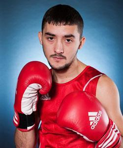FIGHTING TODAY: Andrew Selby