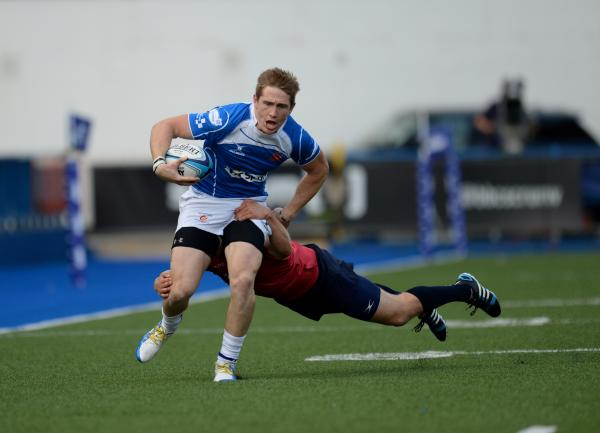 Dragons qualify for Premiership Rugby 7s finals day