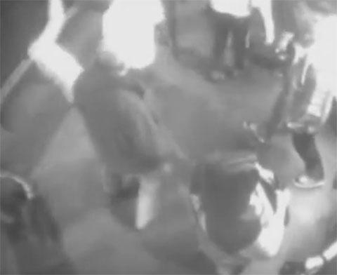APPEAL: CCTV footage of the incident