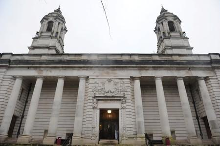 TRIAL CONTINUES: Cardiff Crown Court