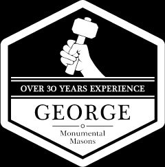 GEORGE Monumental Masons