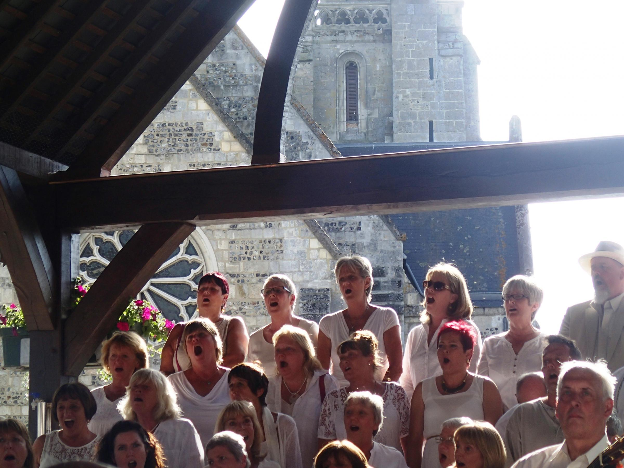 IT'S THE WEEKEND: Singing club bringing the sound of music to Monmouthshire