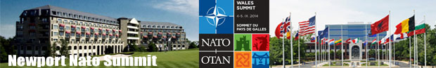 South Wales Argus: Nato header