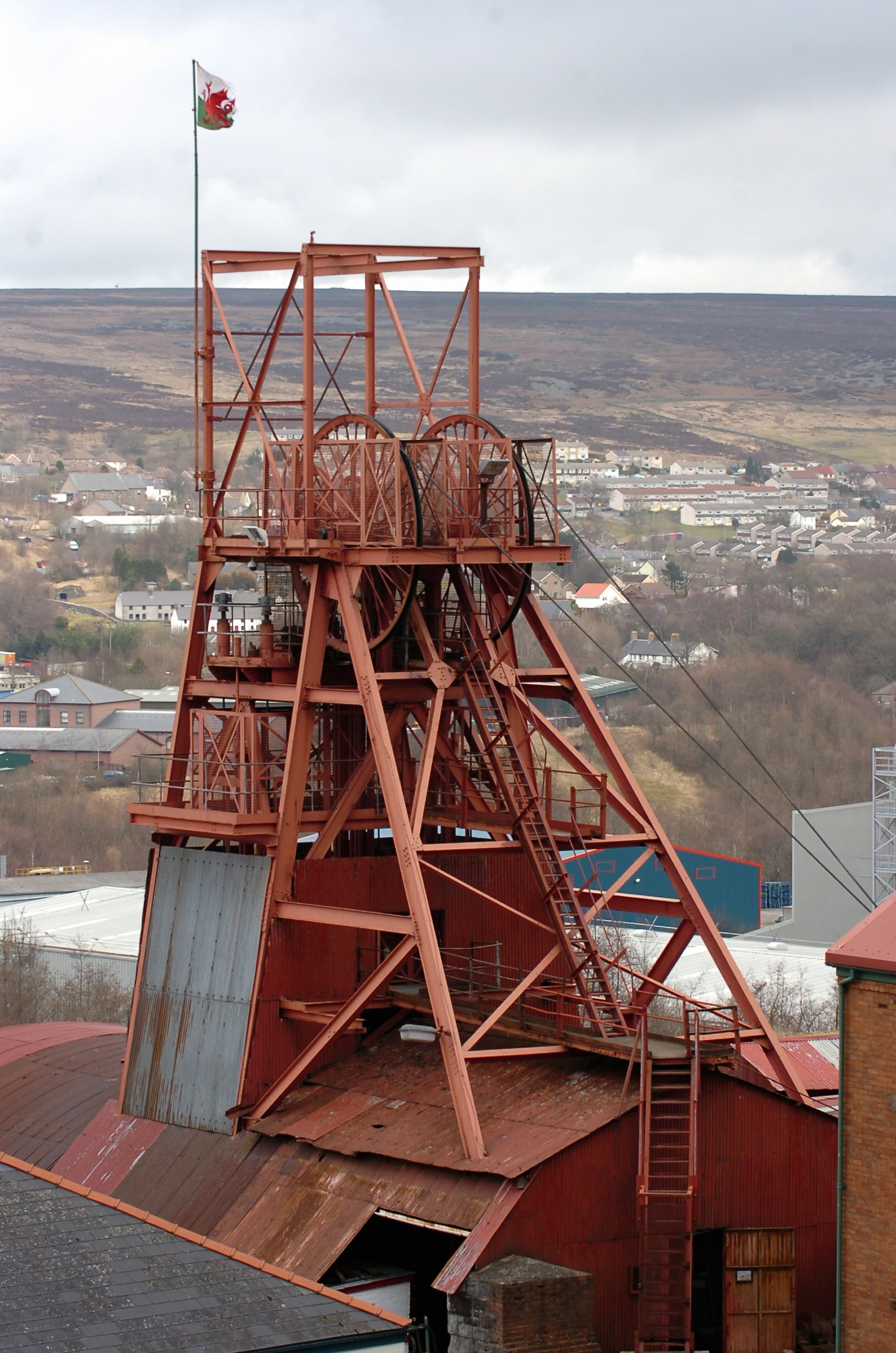 Big Pit underground tours to stay free of charge - First Minister