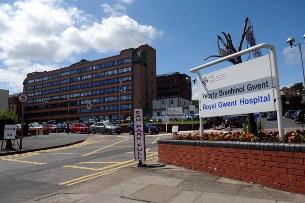 Millions needed to help boost Royal Gwent  A&E