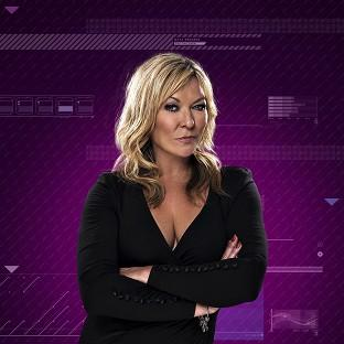 Claire King has left the Celebrity Big Brother house to go to hospital