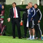 South Wales Argus: Wales' Manager Chris Coleman during the UEFA Euro 2016 Qualifying, Group B match at the the Camp d'Esports del M.I. Consell General, Andorra le Vella, Andorra. PRESS ASSOCIATION Photo. Picture date: Tuesday September 9, 2014. See PA story SOCCER A