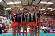 TALENTED: Boys from the Valleys Gymnastics Academy